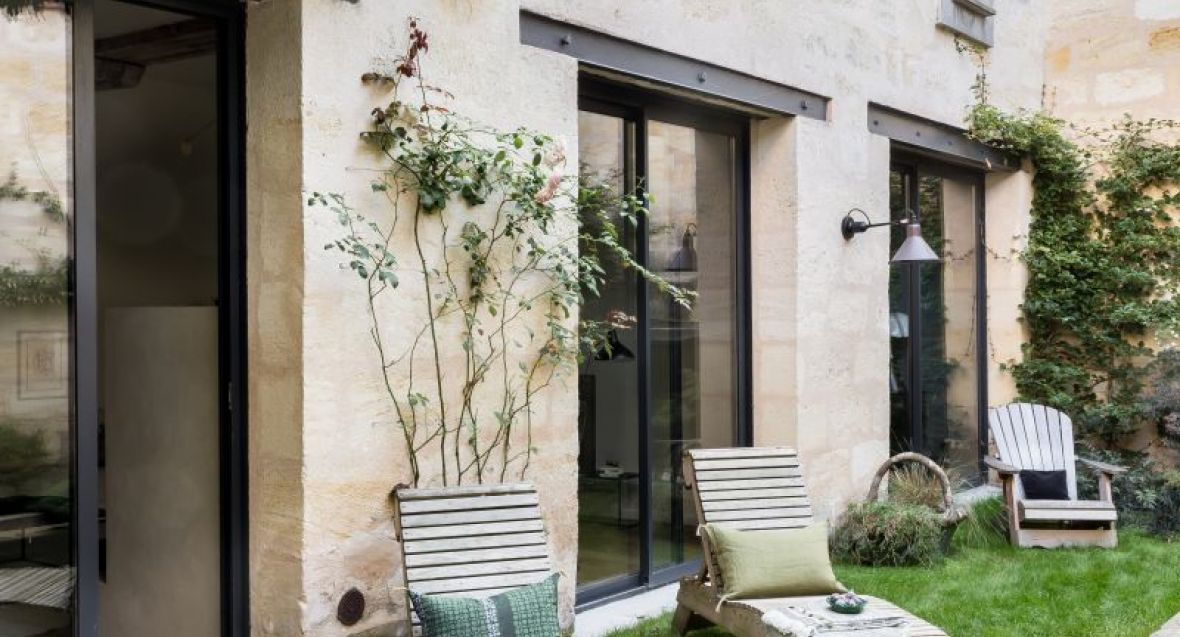 renovated house to sale bordeaux jardin public