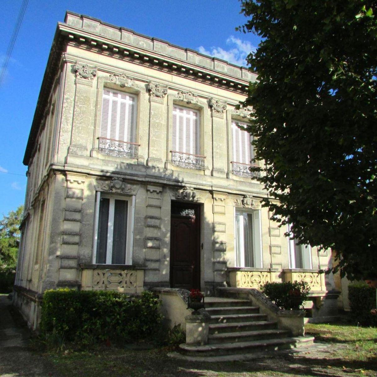 Maison Bourgeoise A Renover Bordeaux