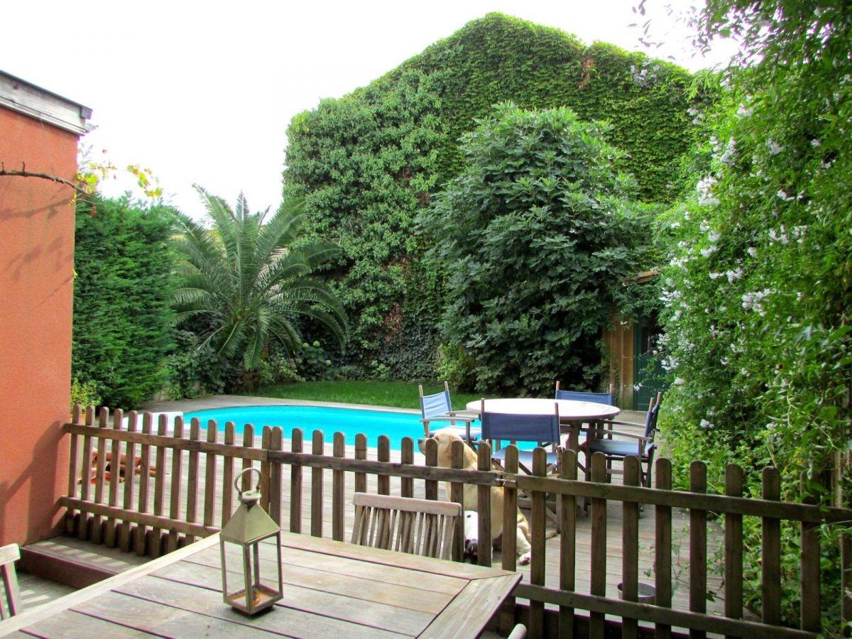 vente Jardin Public - Echoppe avec jardin plein sud et sa ...