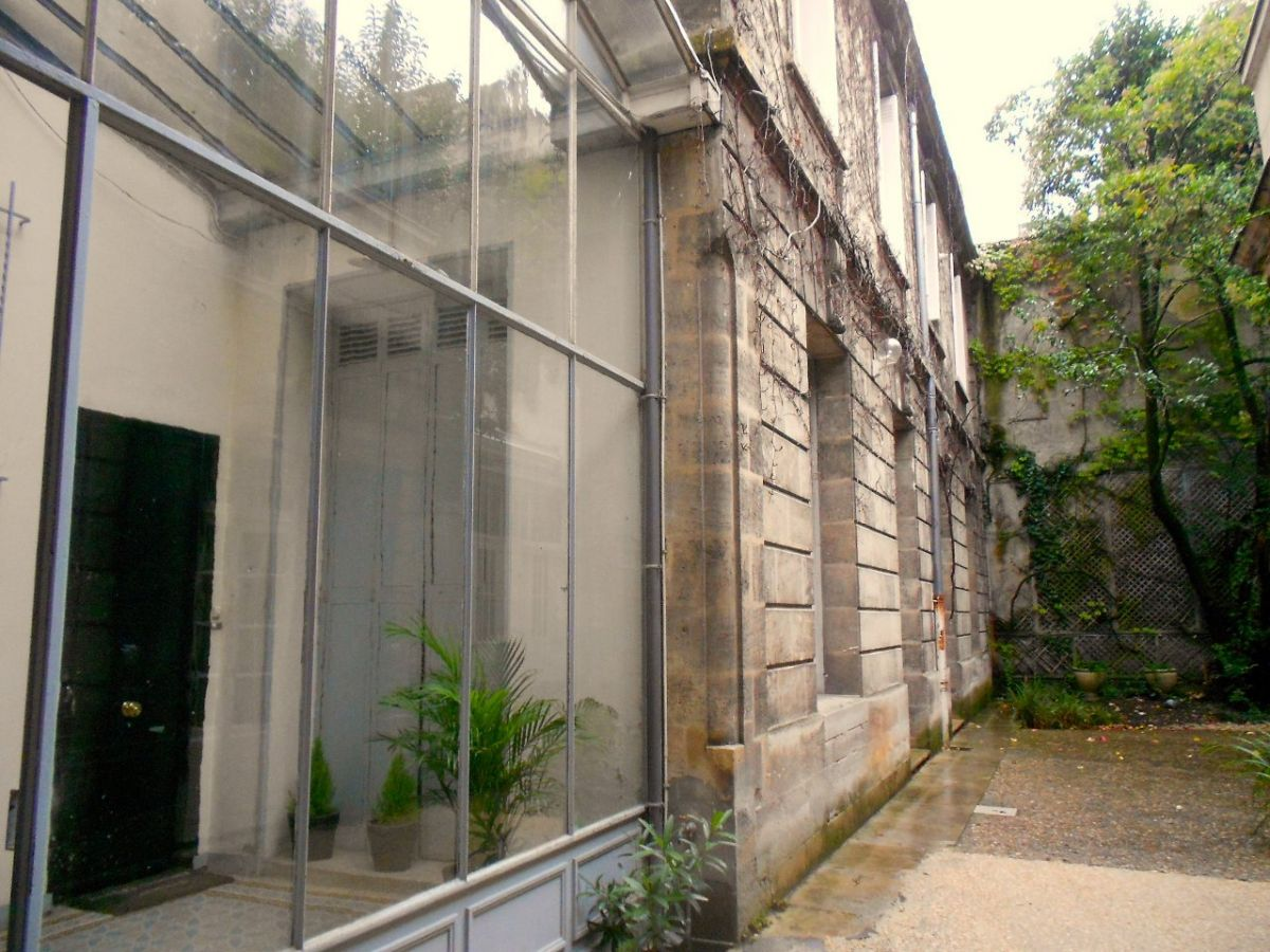 Vente bordeaux centre superbe appartement entre le jardin public et la place des quinconces - Appartement bordeaux jardin public ...