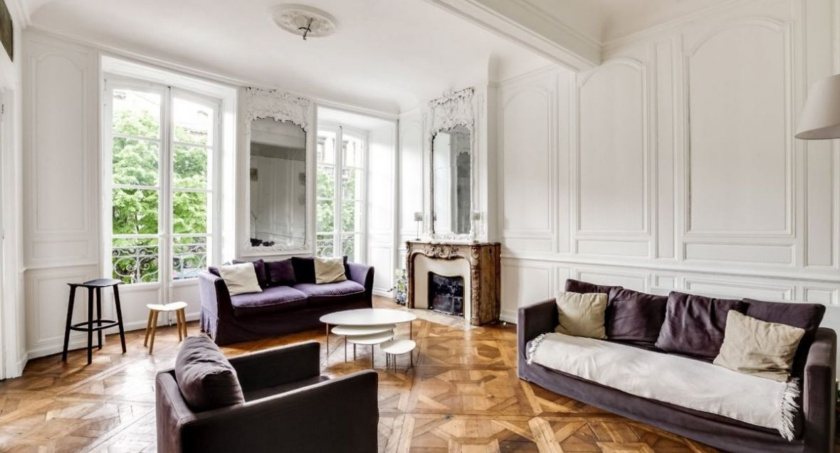Vente splendide appartement xviii me quartier saint michel for Appartement bordeaux st michel